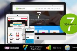WordPress免费自适应模板-Alterna 7