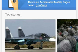 Google新增Accelerated Mobile Pages