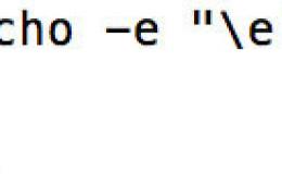 Linux Shell脚本相关知识