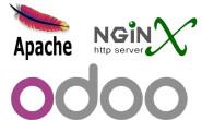 Odoo 服务器域名配置