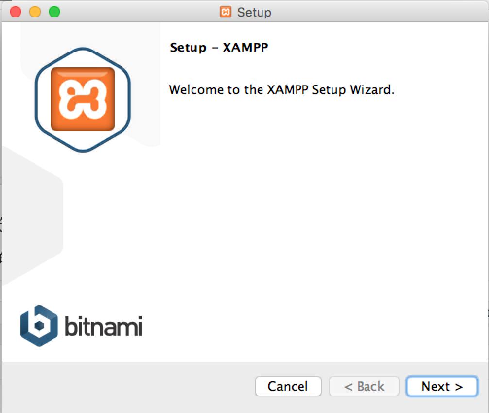 Mac系统安装Xampp