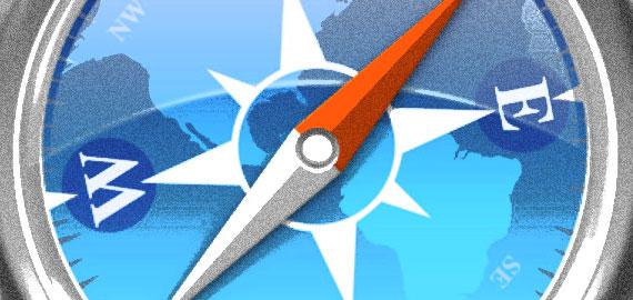 苹果Safari浏览器
