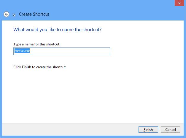 添加远程桌面