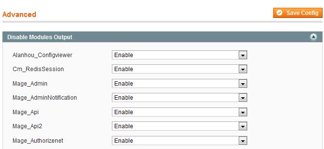 Magento开发系列之二 配置文件