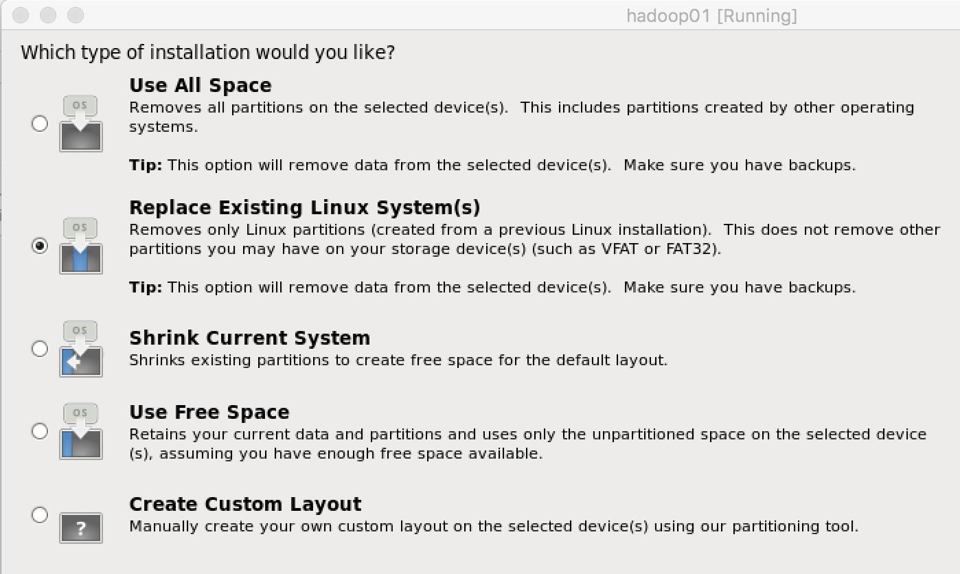 覆盖当前Linux系统