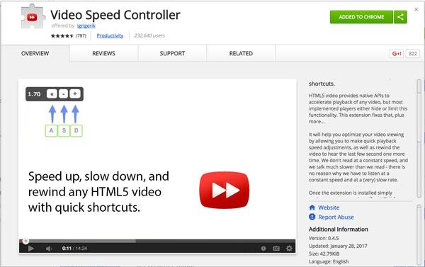 【小技巧】如何以1.5倍速播放腾讯、YouTube视频
