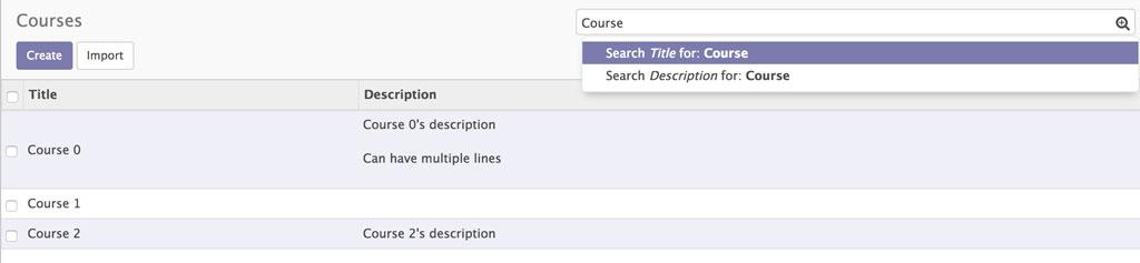 Odoo 11官方文档之Open Academy Module 创建