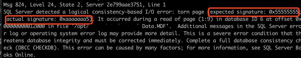 SQL Server 置疑问题总结