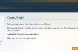 VirtualBox配置CentOS Linux、安装Magento