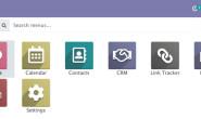 Odoo 12社区版手机页面自适应
