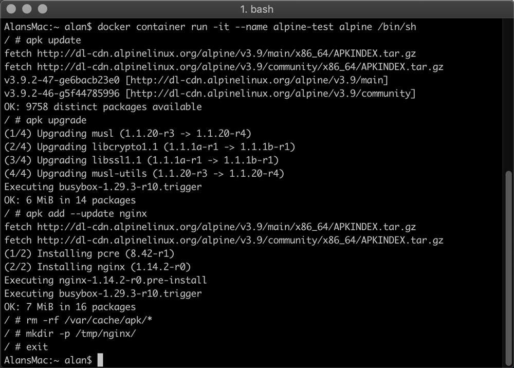 精通Docker第三版 - 第二章 创建容器镜像