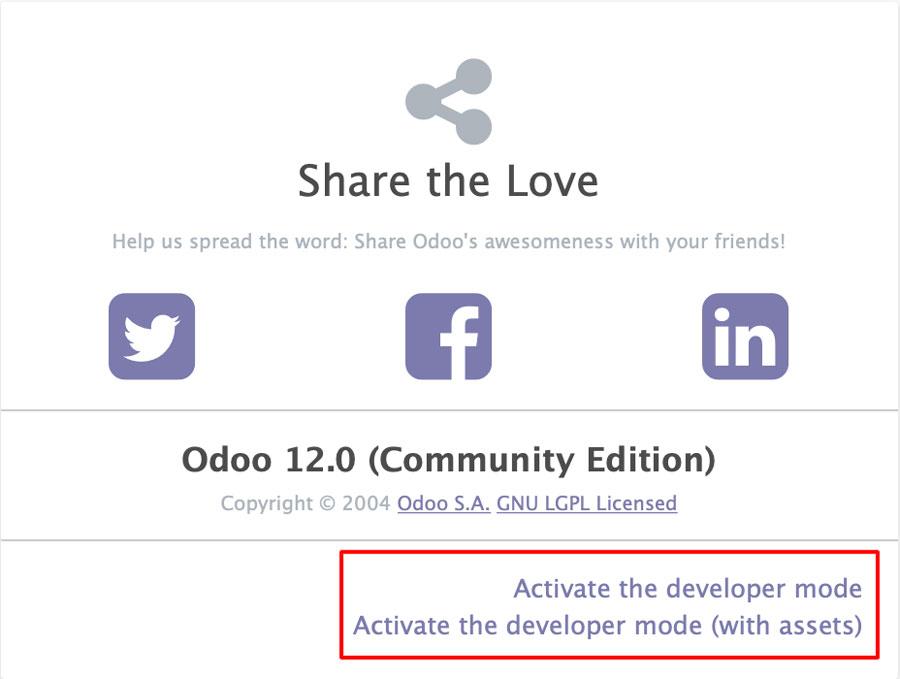 Odoo 12开发者指南第一章 安装Odoo开发环境
