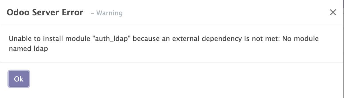 Odoo 14开发者指南第二章 管理Odoo服务端实例