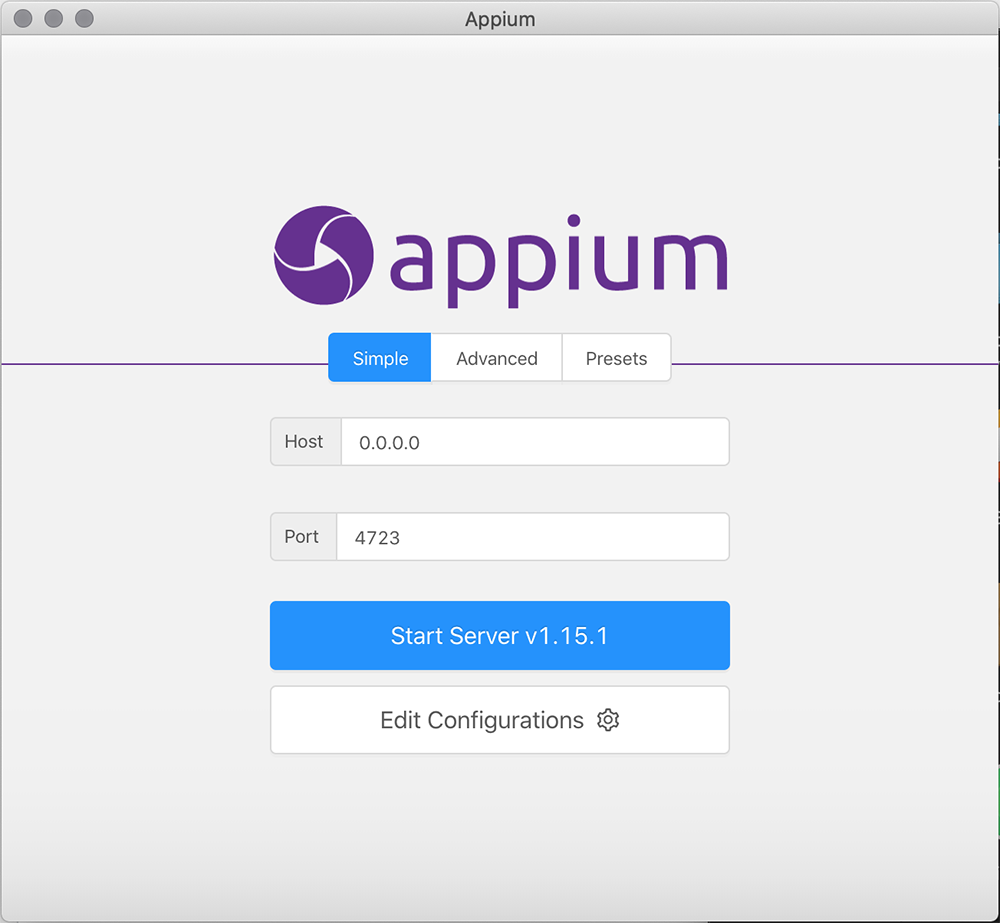 Python爬虫App数据抓取 - Appium