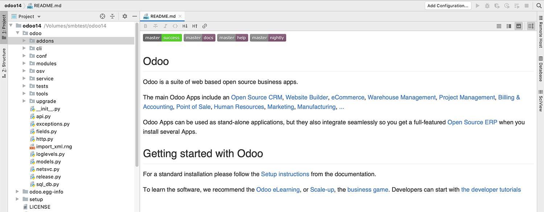 Odoo 14安装简明教程